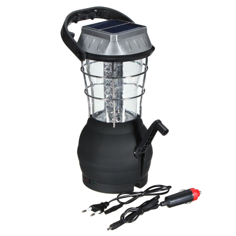36 Led Camping Lantern Rechargeable Camping Light Led Flashlight Torch Tent Lamp Solar Power Light Outdoor Hiking Accessories(