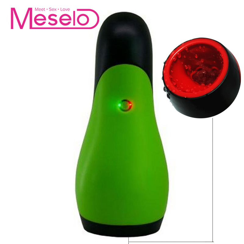 купить Meselo 12 Speeds Deep Throat Blowjob Male Masturbator For Man Sucking Oral Sex Sex Machine Penis Trainer Adult Sex Toys For Men по цене 1971.25 рублей
