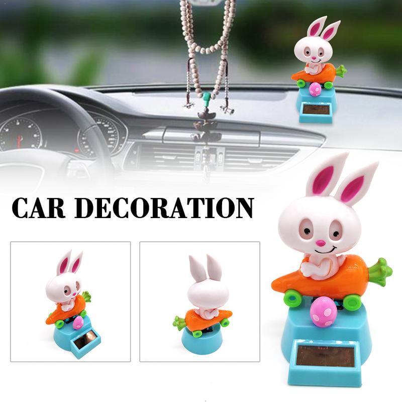 Dancing Solar Gifts Wedding Ornament Toys Swinging Dancer Toy for Car or Home Decor