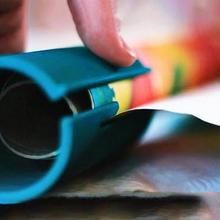 Скользящий резак для оберточной бумаги, оберточная бумага, рулон, резак, разрезает префектную линию каждый раз, подарочная упаковка, бумажный режущий инструмент