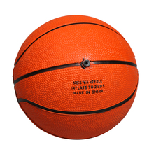 New Mini Kids Child Rubber Basketball Outdoor Indoor Play Game Ball 5.1 Inch