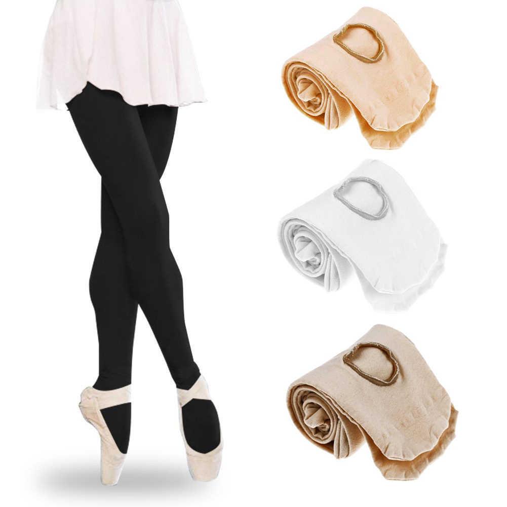 8373d870cc24f Women Ballet Tights, Children's Girls and Ladies Ballet Dance Tights Footed  Seamless New Dancewear(