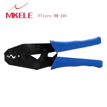 цена на Multi-model Wire Nose Crimping HM-101 Type 1.5-10mm2 Capacity  Fiber Optic Tool For Crimping Coaxial Cable Connectors