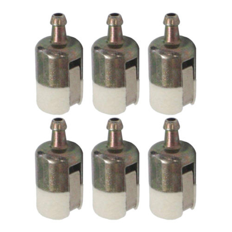 Image 5 - 6pcs Gas Fuel Filter Pickup Replacement For Echo 13120507320 Chainsaw 125 527 Fuel Filters Replacements Accessories-in Tool Parts from Tools