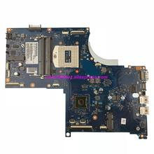 Genuine 720265-501 720265-001 720265-601 6050A2549501-MB-A02 Laptop Motherboard for HP Envy 17-J 17T-J000 M7-J NoteBook PC laptop keyboard base for hp for envy x2 13 j000 saudi arabia ar 796692 171 kbbta2811 gray with backlight and touchpad