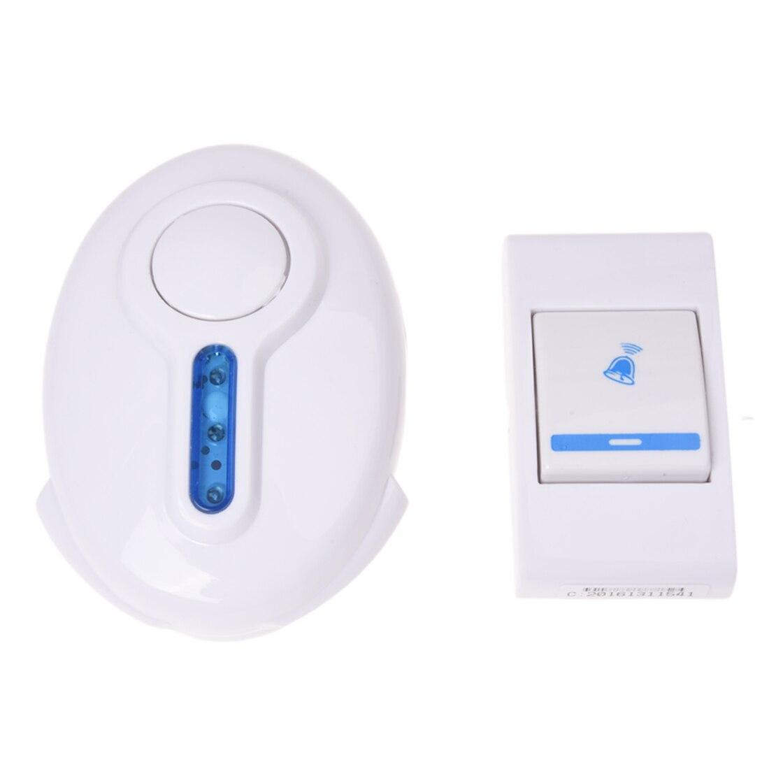 Wireless Doorbell Digital Door Chime 16 Tune Melody HomeWireless Doorbell Digital Door Chime 16 Tune Melody Home