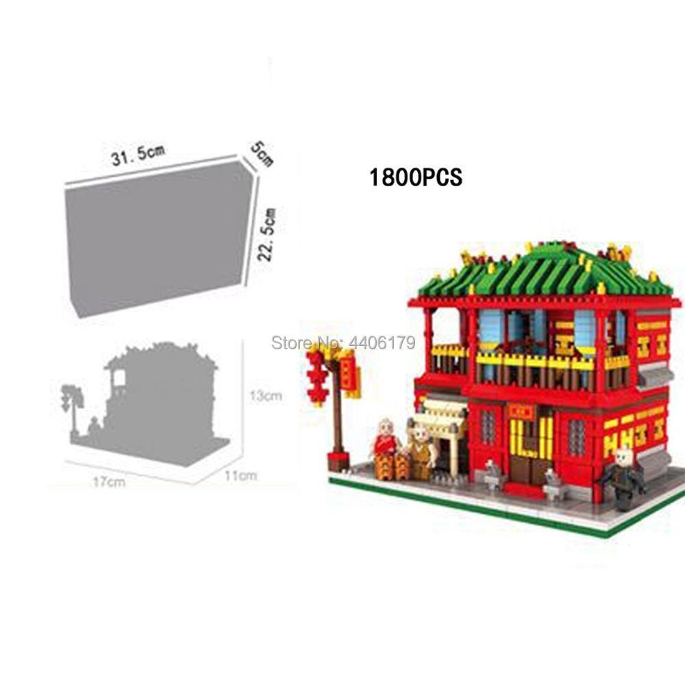 Купить лидер продаж строительные блоки с изображением города и улицы