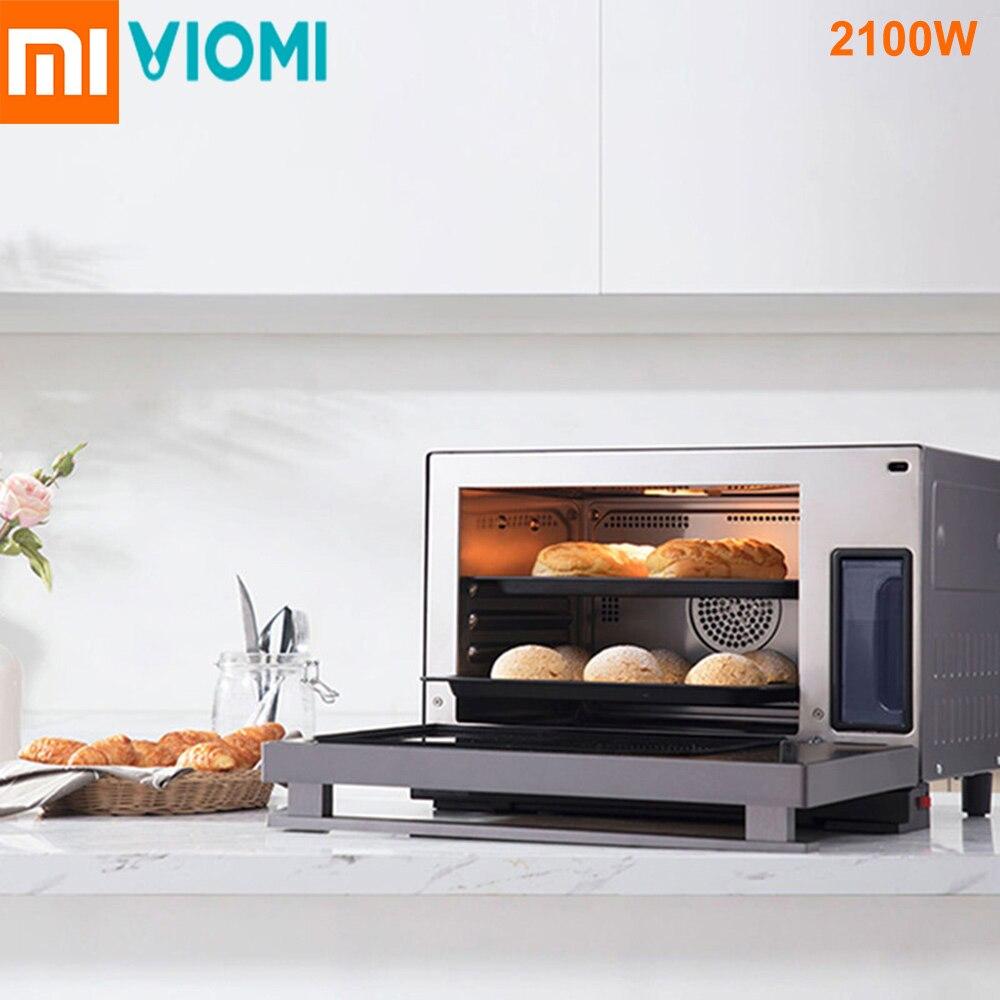 Xiaomi VIOMI 28L электрическая духовка паром машина бытовая столешница пицца мясо выпечка, гриль машина кухонная техника 2100 Вт