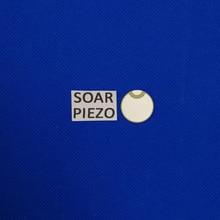 Ультразвуковой Пьезоэлектрический керамический диск 20*1,0mm-PZT5 пьезо-диски PZT кристаллы Сенсорные элементы чипы очистка чипы передатчика