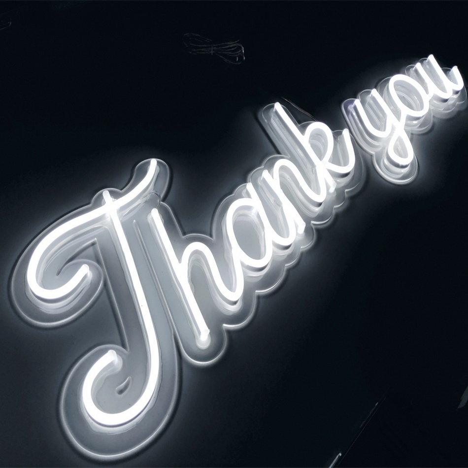 Customized Decoration Led Flexible Neon Letters Shop Sign Bar Sign