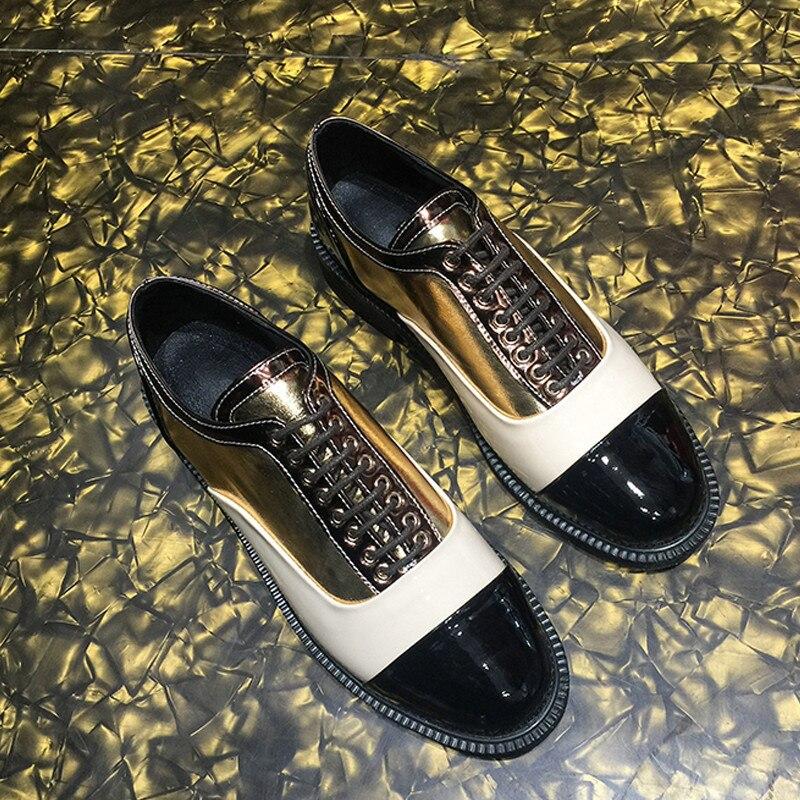 À Vintage Mocassins Femmes De Luxe Lacets Femme Appartements En Chaussures Main Véritable Cuir Oxford Pour Baskets Décontractées Designer Rétro thsQrxBdC