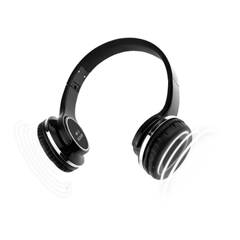HOPESTAR H666 Original Wireless Headphone Bluetooth Earphone Sweat-Proof Can Be Folded And Twist Out Speaker With Mic Tf Card