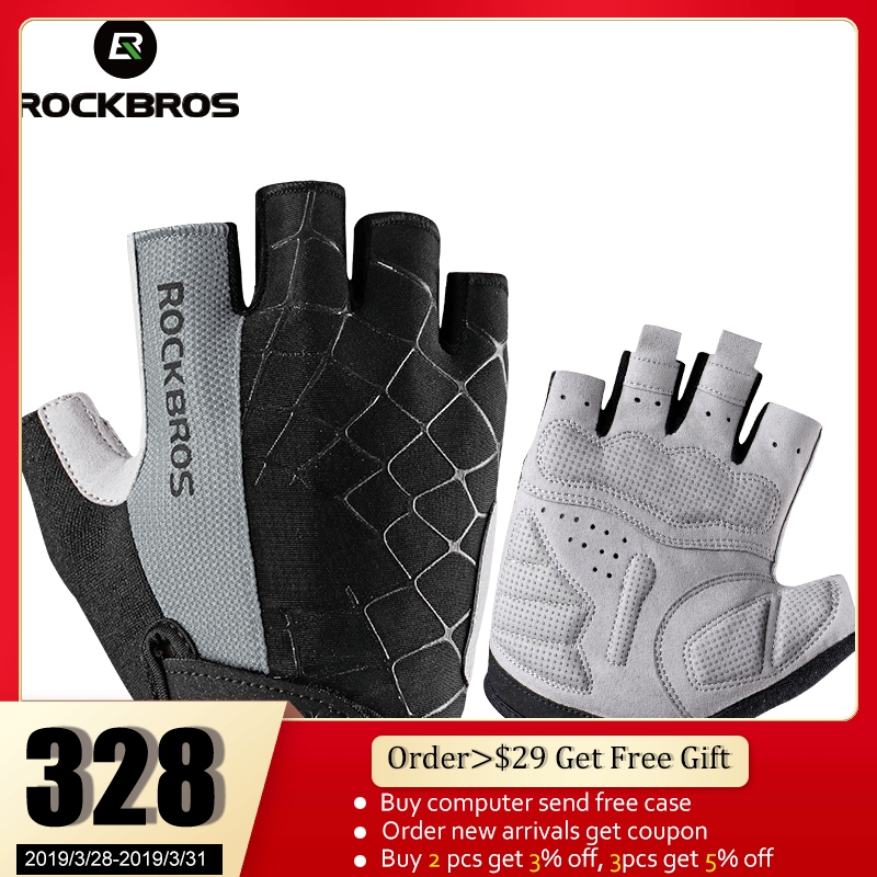 rockbros-cycling-bike-half-short-finger-gloves-shockproof-breathable-mtb-road-bicycle-gloves-men-women-sports-cycling-equipment