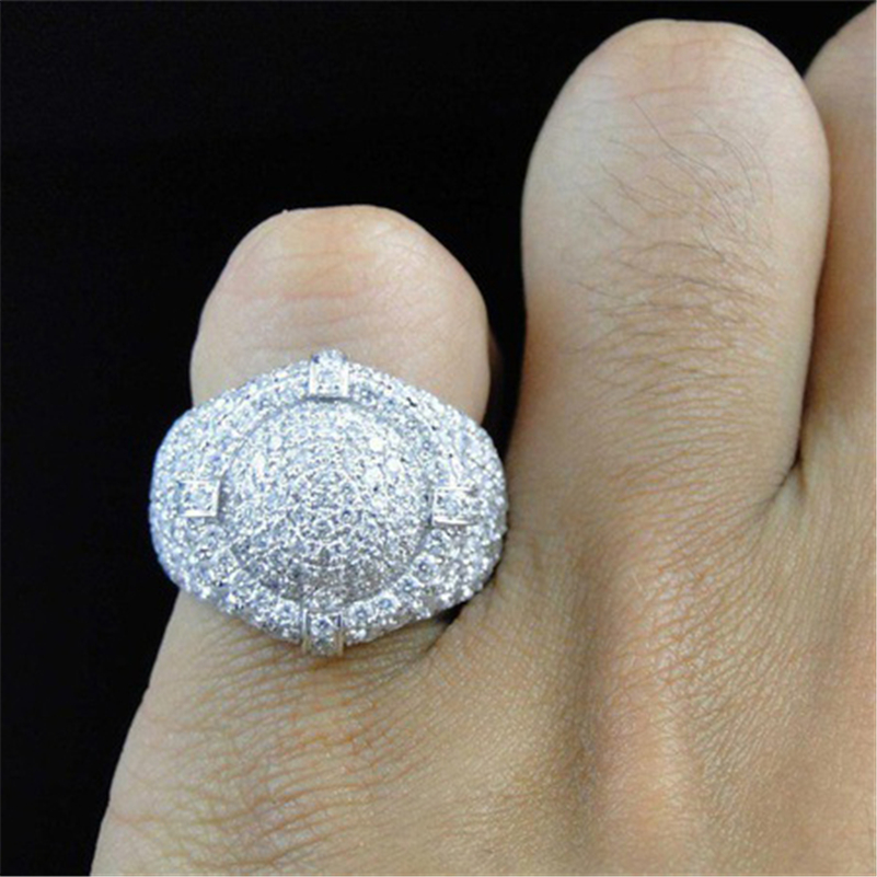 14K Gold Diamond Zircon Rings for Women Anillos De topaz Gemstone Bizuteria 14K gold wedding Jewelry Bague Etoile Ring box in Rings from Jewelry Accessories