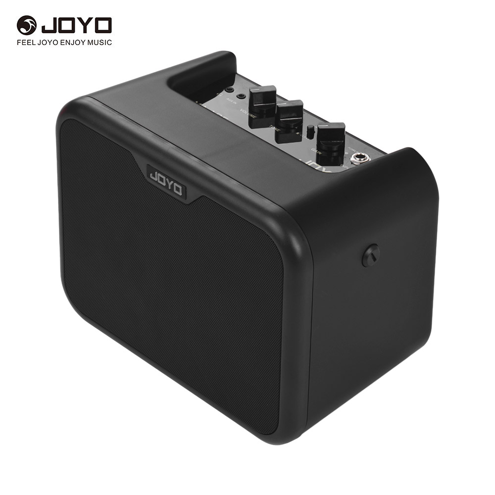 JOYO MA 10E Mini Portable Electric Guitar Amplifier Speaker 10Watt Amp OD Clean Dual Channels with