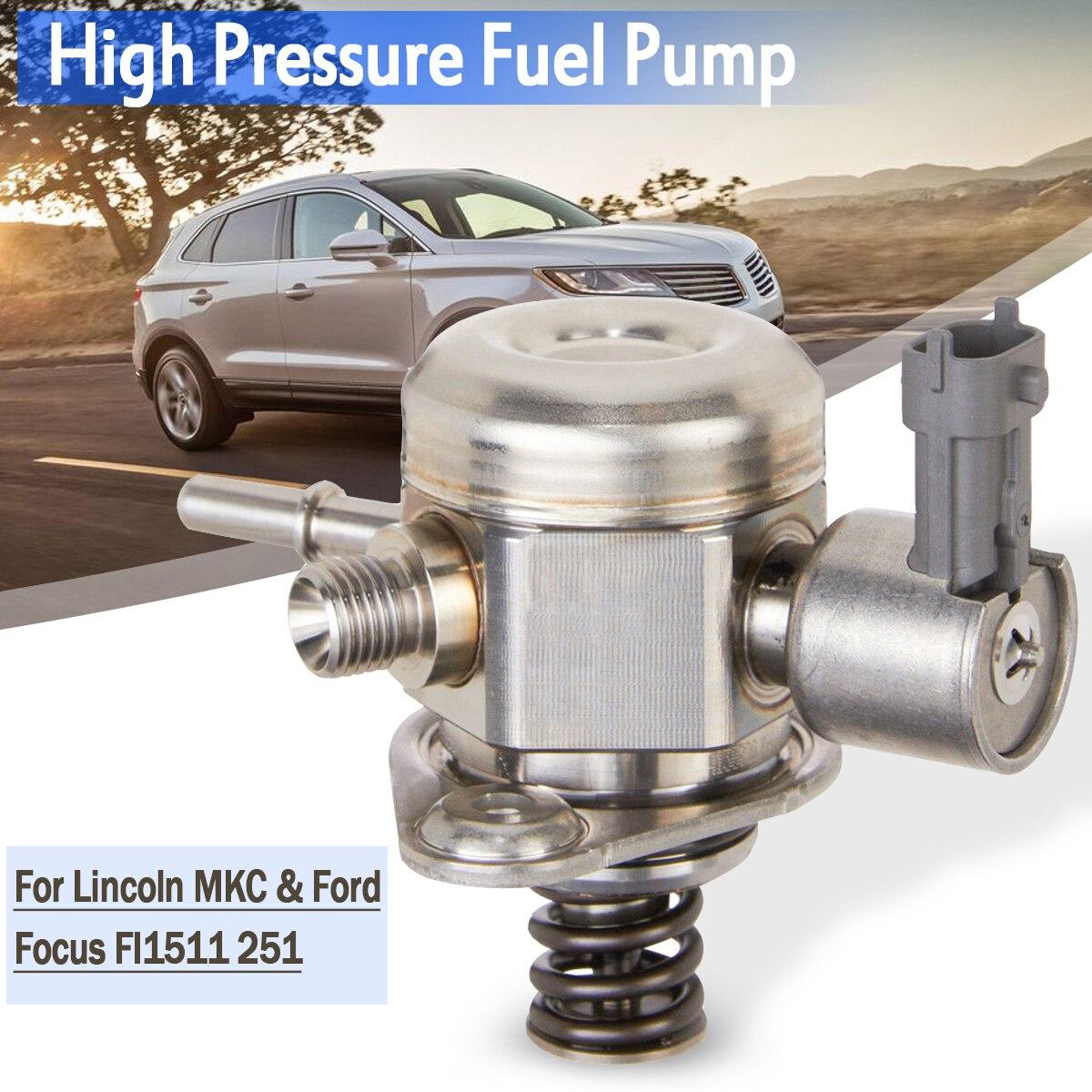 AG9E9D376AB 5162174 топливный насос высокого давления для Линкольн МКС Ford-Focus FI1511 Авто Прямая замена топливные насосы серебро