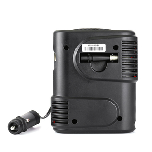Image 2 - Car Air Compressor Inflatable Pump 12V DC 100PSI Outlet Compact Portable Auto Tire Pump Inflator for Car Bicycles Motorcycles