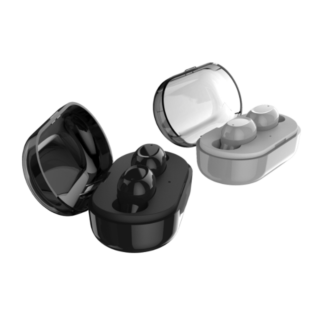 T6 TWS mini Bluetooth 5 0 Earphones Wireless In ear Earbuds IPX7 Waterproof Stereo With Mic Charger Box For IOS Android in Bluetooth Earphones Headphones from Consumer Electronics
