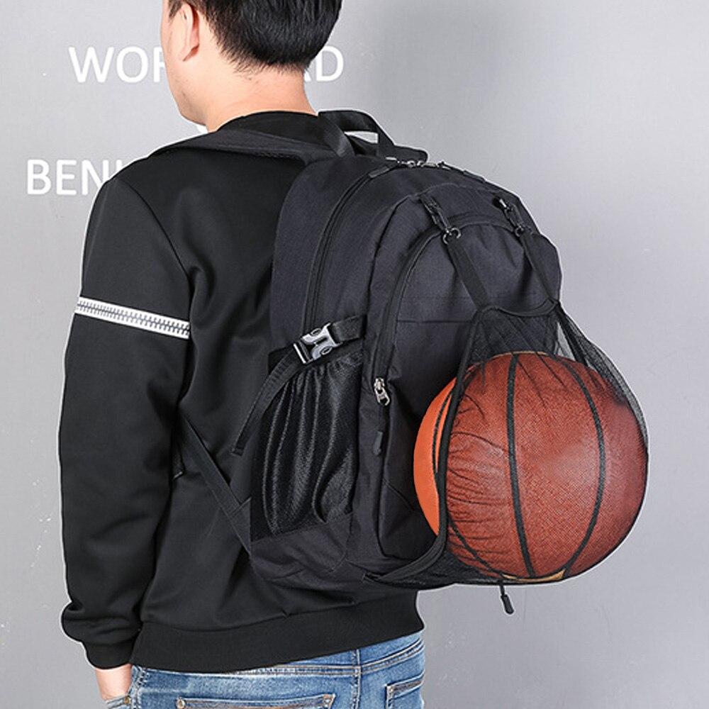 Adolescente Gray Portatile Borse Palestra Uomo Da Black Ragazzi Sport Del Computer Di Scuola light Netto Outdoor Pacco Borsa Per Basket Pallone I Zaino Calcio qgEfxU7w