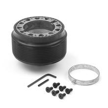 Car Racing Steering Wheel Quick Release Hub Adapter Snap Off Boss Kit For Land Rover Defender 36 Spline