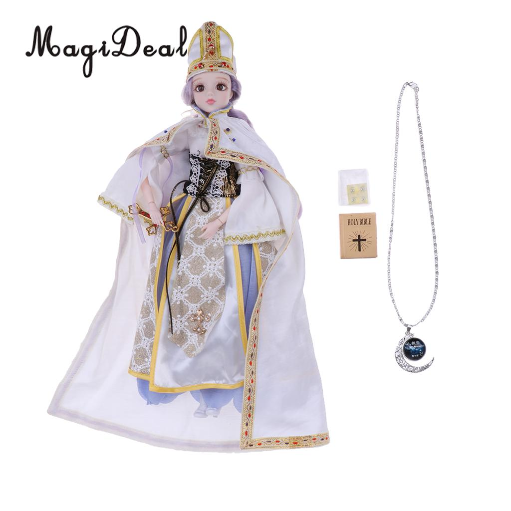 Tarot Series Dolls Fortune Days Mystery BJD Doll 14 Joints - The Hierophant the classic tarot карты