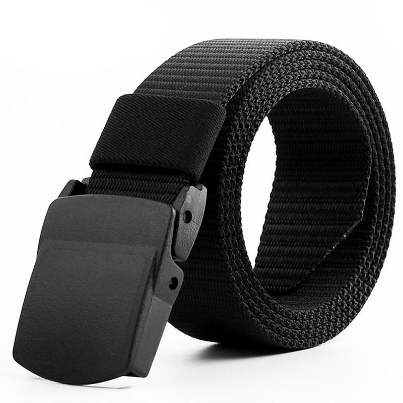 Big Size New Nylon Material Mens Military Outdoor Male Jeans Tactical Belts Luxury