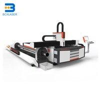 Cheap CNC Metal Steel 500W 1000W Fiber Laser Plasma Cutting Machine Cutter Tube Cutting Machine
