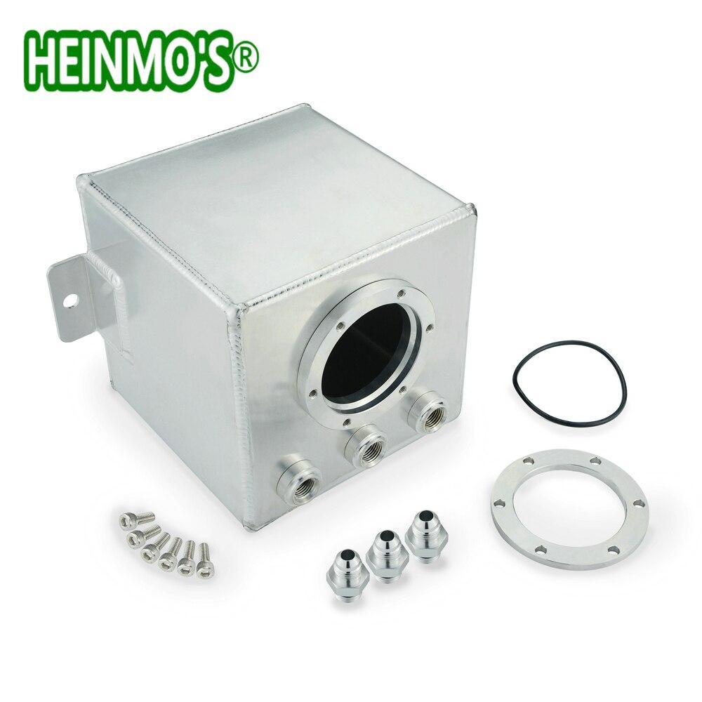 2L système de Pot de tourbillon en aluminium réservoir de surtension de carburant