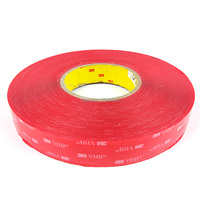 1PCS 25mm x 33meter 3M Clear VHB Double Coated Acrylic Foam Tape 4905, Thick 0.5MM