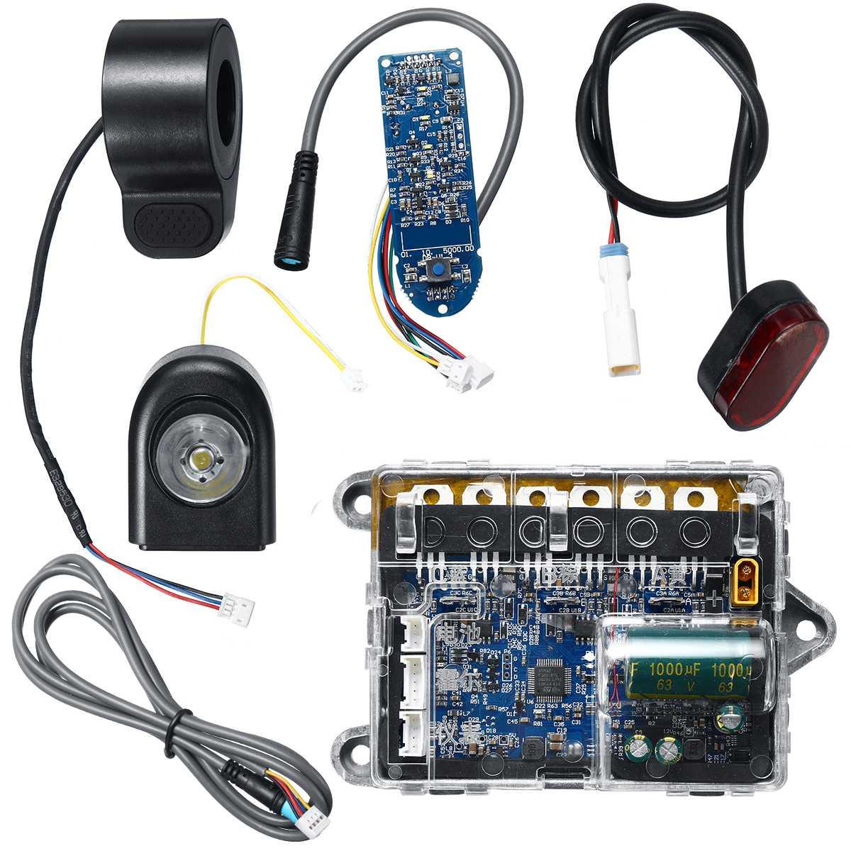 Pour Xiaomi M365 Circuit carte mère carte mère principale contrôleur bluetooth mis pièces de planche à roulettes Scooter pour Ninebot