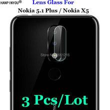 3 pçs/lote Para Nokia 5.1 Plus/Nokia X5 5.86