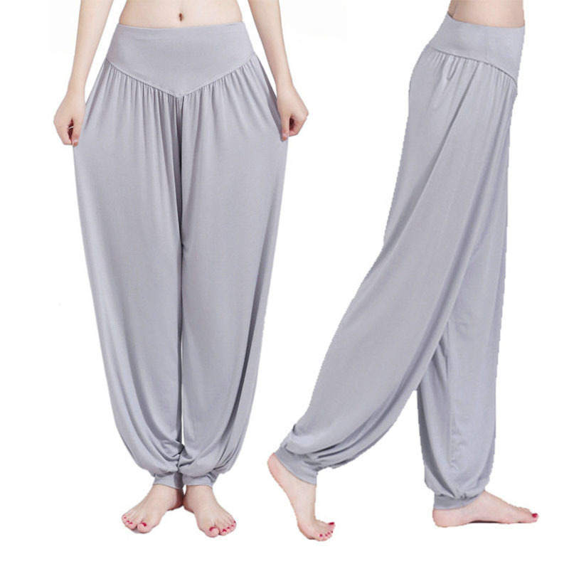 Soft Modal Women Pajamas Sleep Bottoms Spring Autumn Comfortable Ankle Length Pants Casual Loose Trousers Homewear For Female