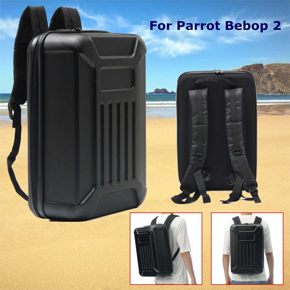 Coque rigide sac à dos boite de protection Portable pour perroquet Bebop 2 Drone utile