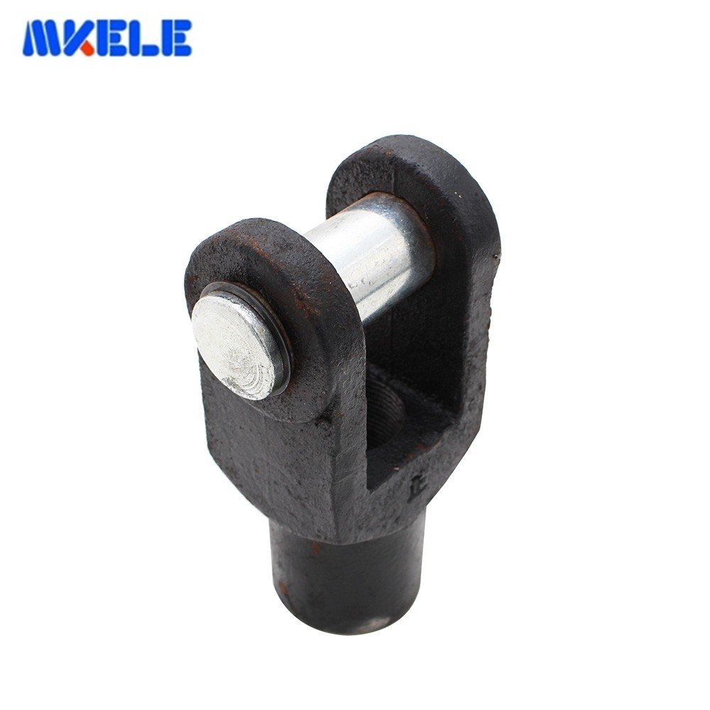 Joint pneumatique Y de chape de Piston de tige de cylindre de fil de Y-200 pour le matériel mécanique de cylindre d'alésage de 16mm - 3