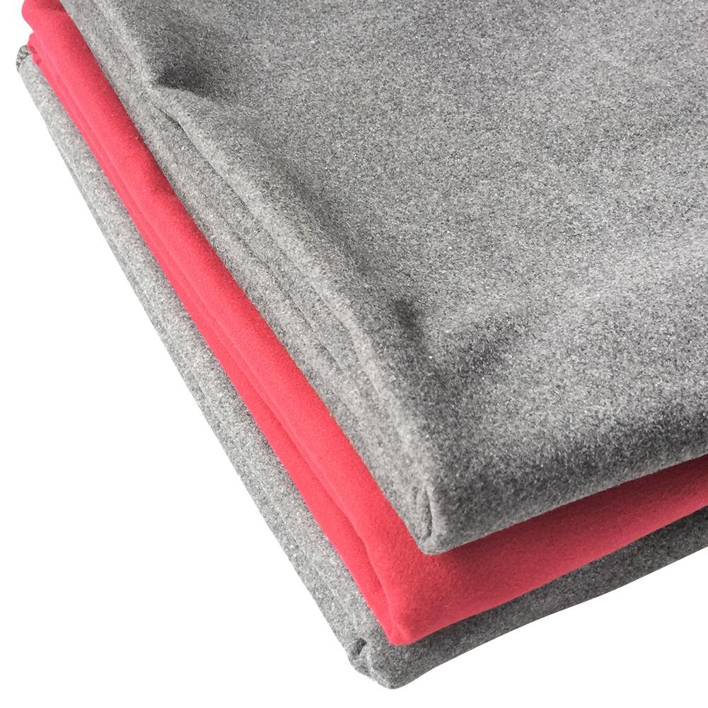 New Comfortable Soft Fitness Blanket Thickened Antibacterial Sweat Absorbent Super Soft Non Slip Blanket Yoga Accessories