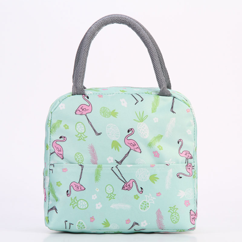 Portable Thickening Food Bag Zipper Thermal Bag Children's Insulated Lunch Bag Large Capacity Cooler Box Ice Pack