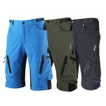 Мужские комплект с рисунком для мальчиков, футболка с короткими широкие брюки шорты для велоспорта свободный крой лето на открытом воздухе езда на велосипеде бег одежда велосипедная велосипед брюки MTB шорты