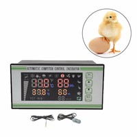 XM 18S Multifunction Controller Temperature Humidity Incubator Automatic Egg Hatcher Digital Displaying Of Temperature Humidity
