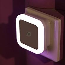 Practical Smart LED Night Light Bedroom Induction Lamp