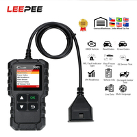 LEEPEE CR3001 OBDII Car Diagnostic Tool OBDII Code Reader Scan Tools X431 Creader 3001 PK AD310 ELM327 OM123 Scanner