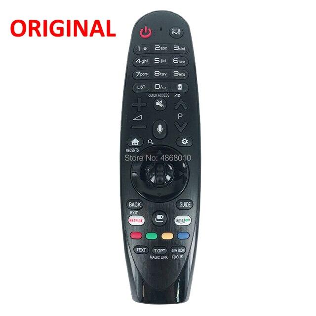 Пульт дистанционного управления для LG Magic, 100% оригинальный/оригинальный пульт ДУ для LG MAM63935971 mandos