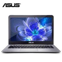 ASUS 14.0 inch Notebook Intel Pentium N4200 Quad Core 4G DDR3 128G eMMC Silver Grey Laptop Windows10 1920 x 1080 (FHD)