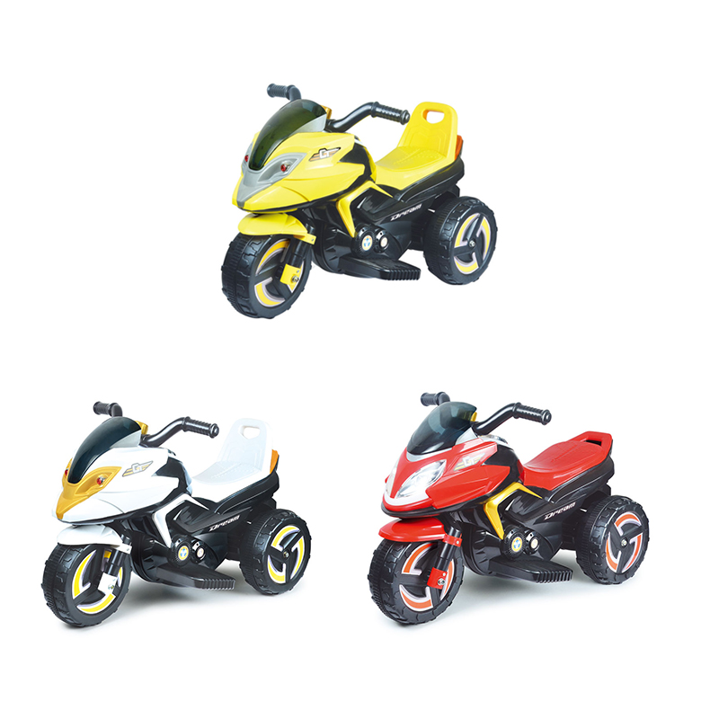 Jouets pour enfants deux roues moto Cool électrique Rechargeable Ride sur les voitures sport voitures de plein air