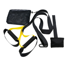 Resistance Bands Fitness Hanging Belt Training Gym Workout Suspension Exercise Pull Rope Stretching Elastic Straps