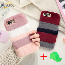 KISSCASE Colorful Case For iPhone 6 7 8 plus X 10 5S SE 6S Silicone Cute Christmas Capinhas Fundas Capas