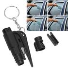 Emergency Mini safety hammer car life-saving escape hammer window keychain car Window broken emergency glass breaker