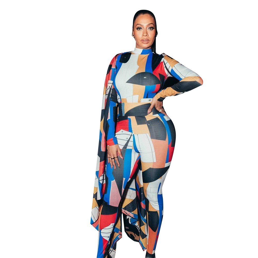 Women Jumpsuits Spring High Quality Sexy Jumpsuits Casual Patchwork Turtleneck Full Sleeve Novelty Skinny Romper