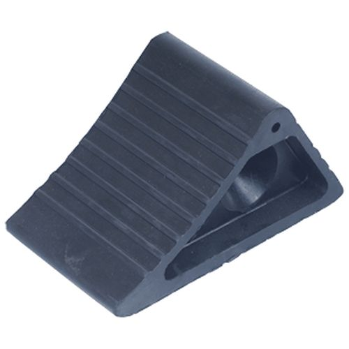 Фото - Противооткатный shoe АвтоDело 13292 200*120*115mm rubber (Jeep, Gazelle) упор противооткатный 165х80х80мм пластик