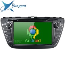 8 «ips Дисплей Android 8,0 DVD мультимедиа для Suzuki SX4 S-Крест 2013 2014 2015 2016 Авто Радио Стерео gps навигации аудио