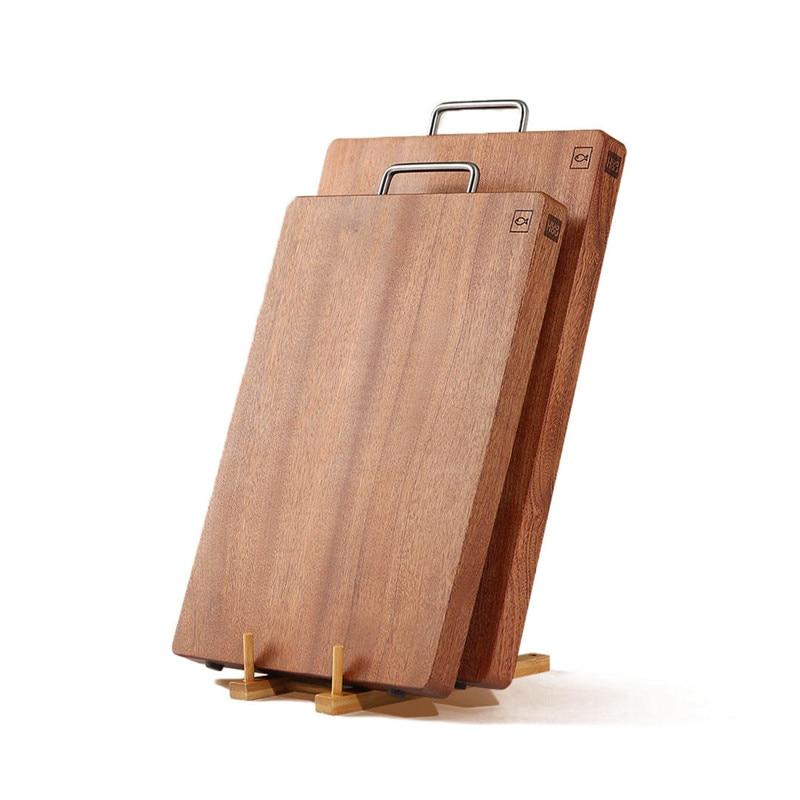 Planche à découper bois cuisine planche à découper épaisse légumes viande outils accessoires de cuisine planche à découper S, L